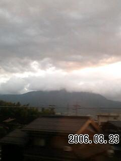 060823-2 野坂岳が近くなる