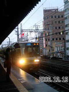 061213-2 新快速敦賀行き