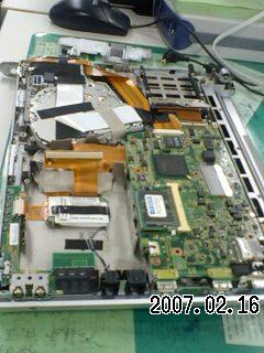 070216-2 パソコン破損