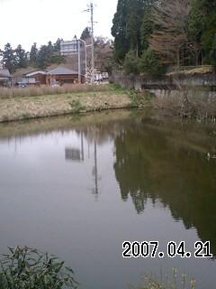 070421-4 西松池、ツゲ池、九鬼池
