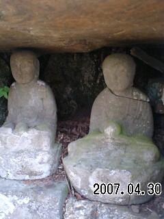 070430 横尾峠のお地蔵様