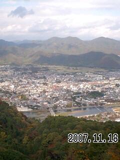 071118 松尾山