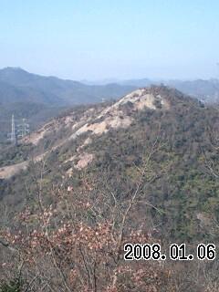 こっちは紅山→Re:天下台山