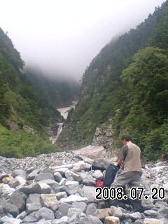 080720-3 滝谷出会