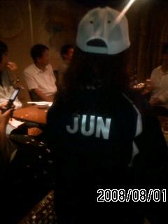 080802 JUNとKIYO