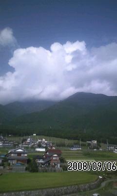 080906 蓬莱山は雲の中