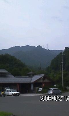 Re:080915 名田庄・流星館