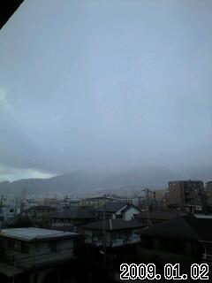 090102 曇り時々雨