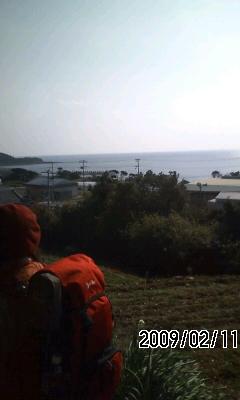 090211 熊野古道6は御坊から印南