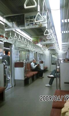 090419 阪神→近鉄