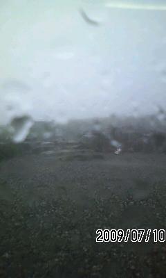 090710-4 暴風で待機中→Re:おはようございます。