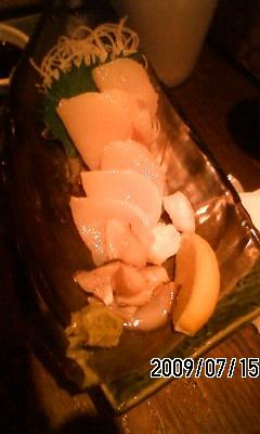 タイラギ貝と米茄子唐揚げ