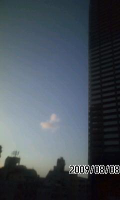 090809 はぐれ雲