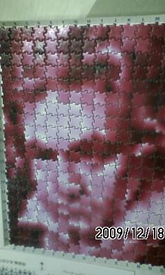 091218 自画像パズル