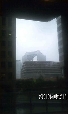 100511 雨の大阪