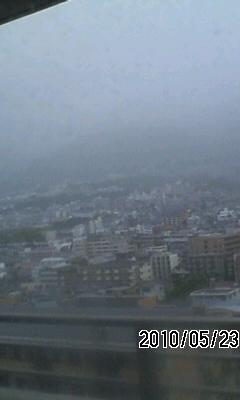 100523 雨模様から嵐
