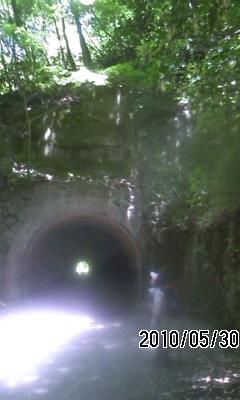 100530 焼き肉とトンネル