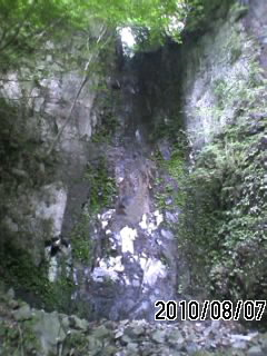 100807-5 水無滝