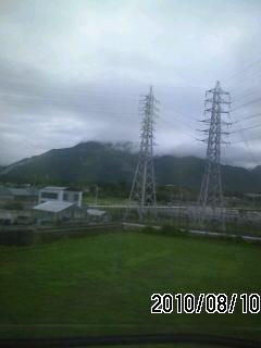 100810 新幹線