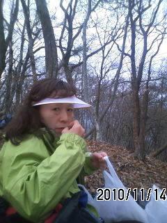 101114-3 鎌倉山からオグロ坂