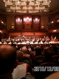 101208 大阪交響楽団定演
