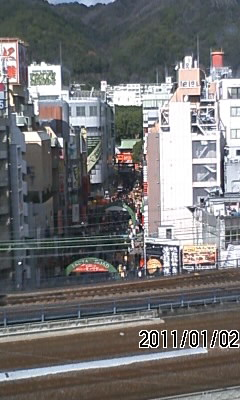 110102 生田神社