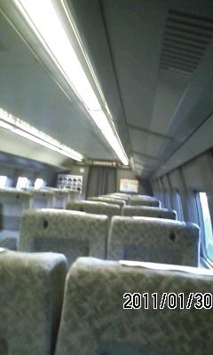 110130 新幹線は西へ