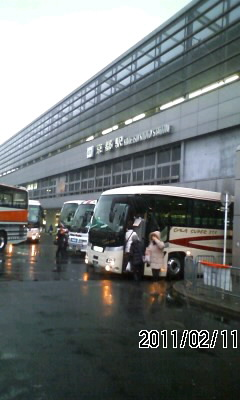 110211 雪の京都
