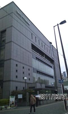 110321 大阪市立中央図書館