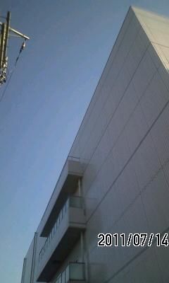 110714-3 京都もカンカン照り