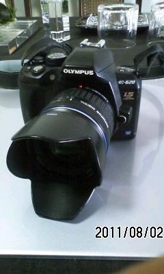 110801 カメラ修理