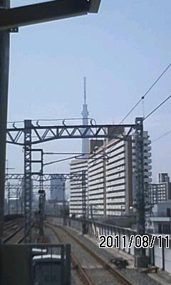 110811-2 東京スカイツリー