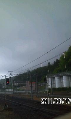 110819 恵みの雨