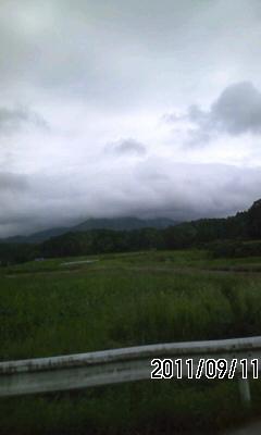 110911 比良は雲の中