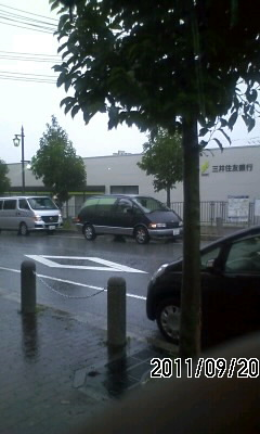 110920 土砂降り