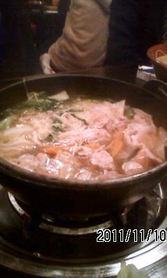 111110 ちゃんこ鍋