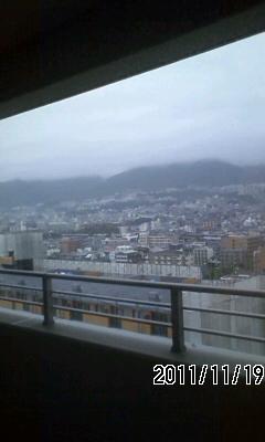 111119 雨の摩耶山