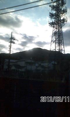 120211 逢ヶ山