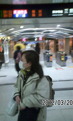 120320 阪神三宮駅東口