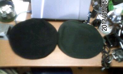 120505 ベレー帽