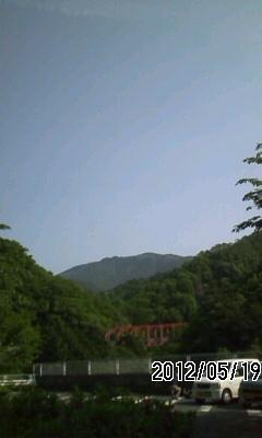 120518 快晴の愛宕山