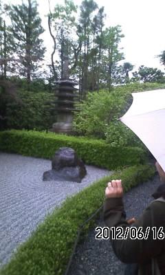 120616 雨の妙心寺
