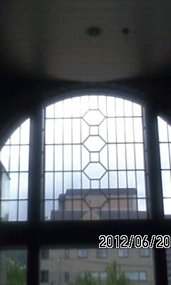 120620 灘駅のステンドグラス