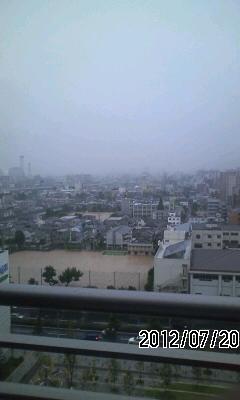 120720 雨模様