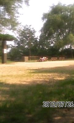 120726 再び渦森台公園