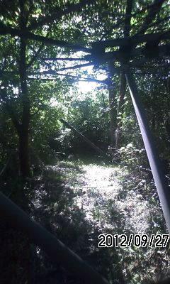 120927 灘温泉から水道筋