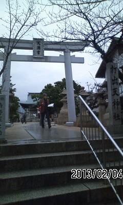 130304 打出神社