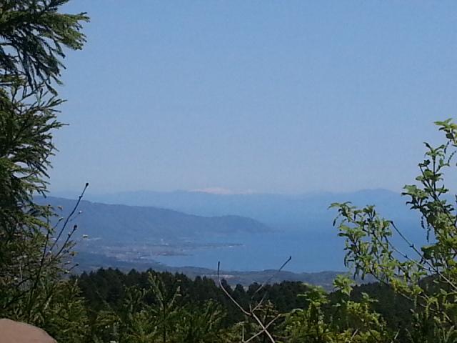 130508 比叡山北稜の下見完了