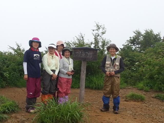 130622 無事完了 富士写ヶ岳