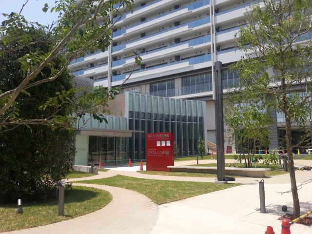 130712 待望の東灘図書館